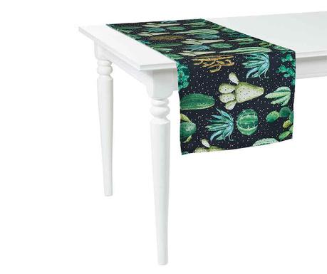 Bieżnik stołowy Night Cactus 40x140 cm