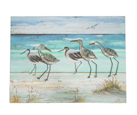 Nástenná dekorácia Seagulls