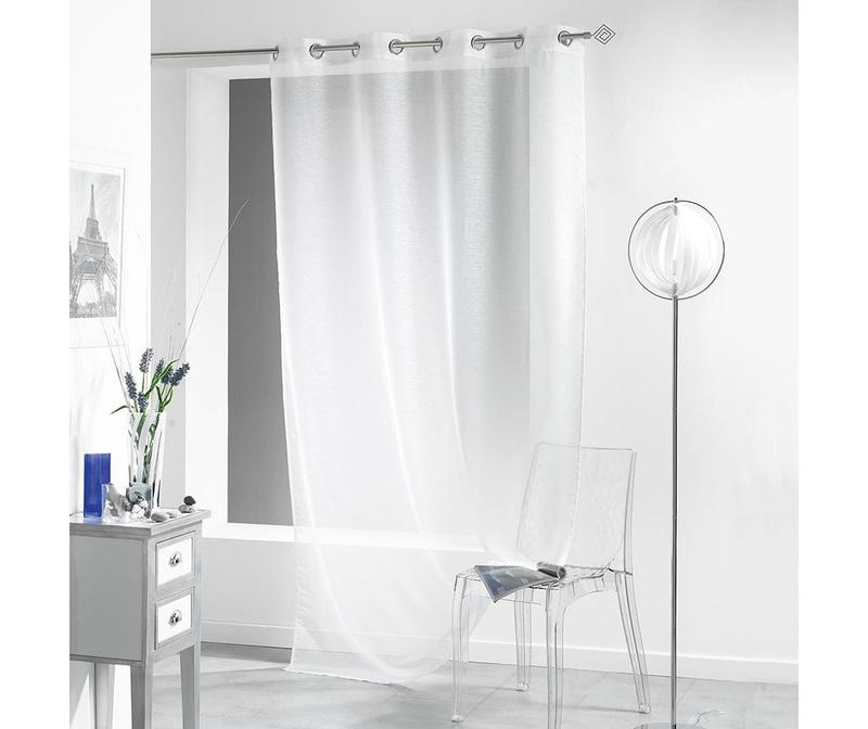 Zavjesa Lissea Blanc 140x240 cm
