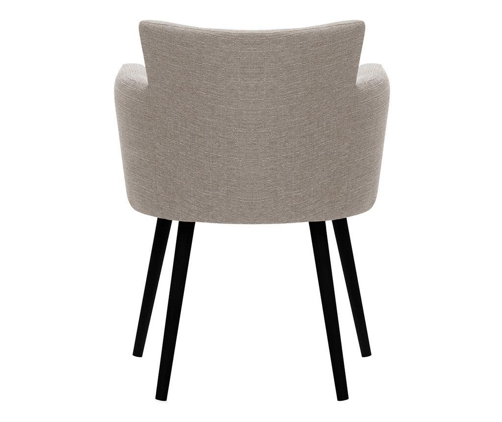 Set 4 scaune Corinne Cobson Home Billie Taupe