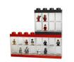 Škatla za 8 mini figuric Lego Few Black