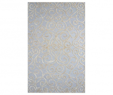 Covor Monte Carlo Light Blue 122x183 cm