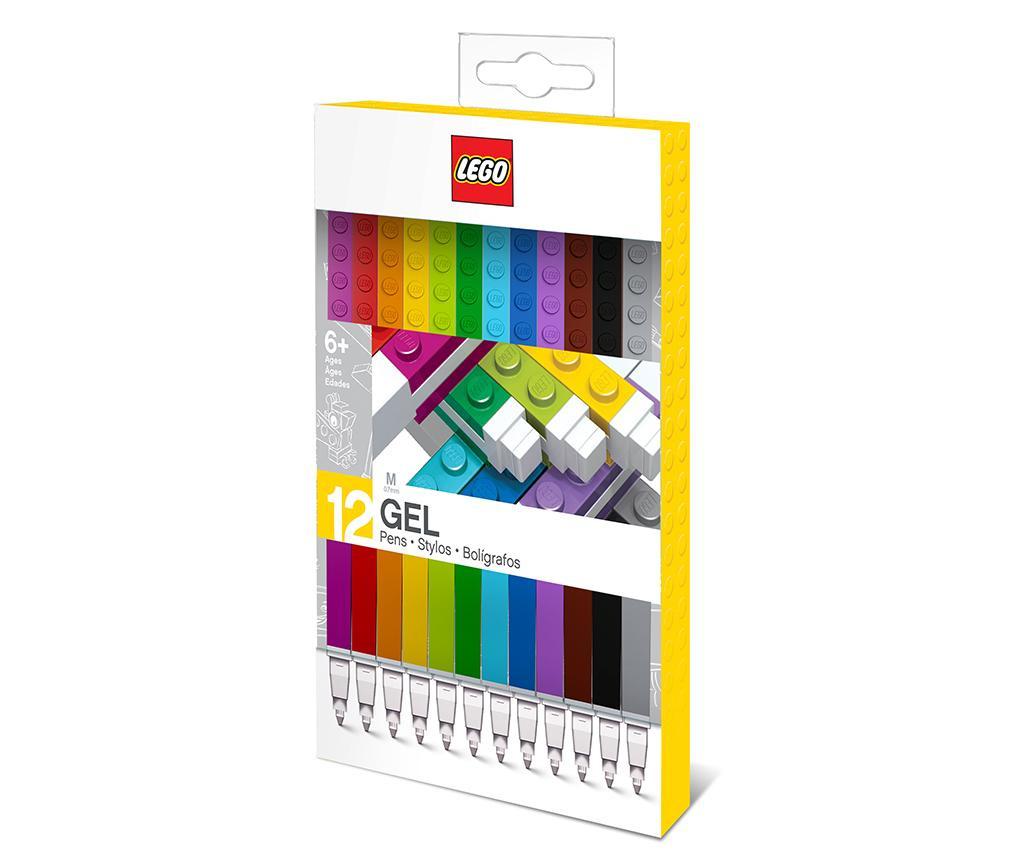 Set 12 pisal Lego