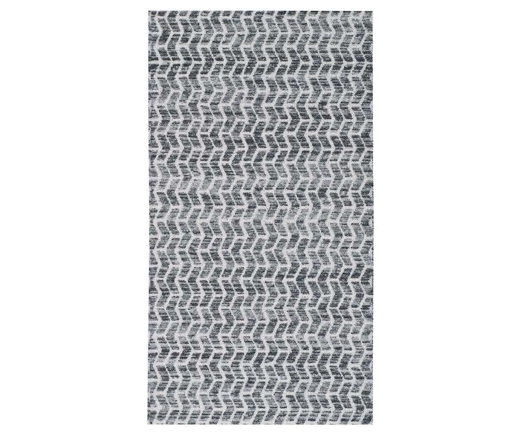 Covor Pisa Grey 50x80 cm