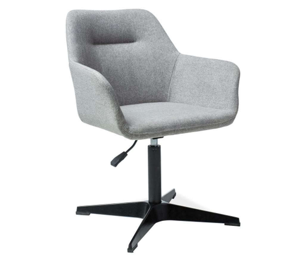 Olesia Black Grey Irodai szék