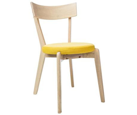 Scaun Klaudia Yellow