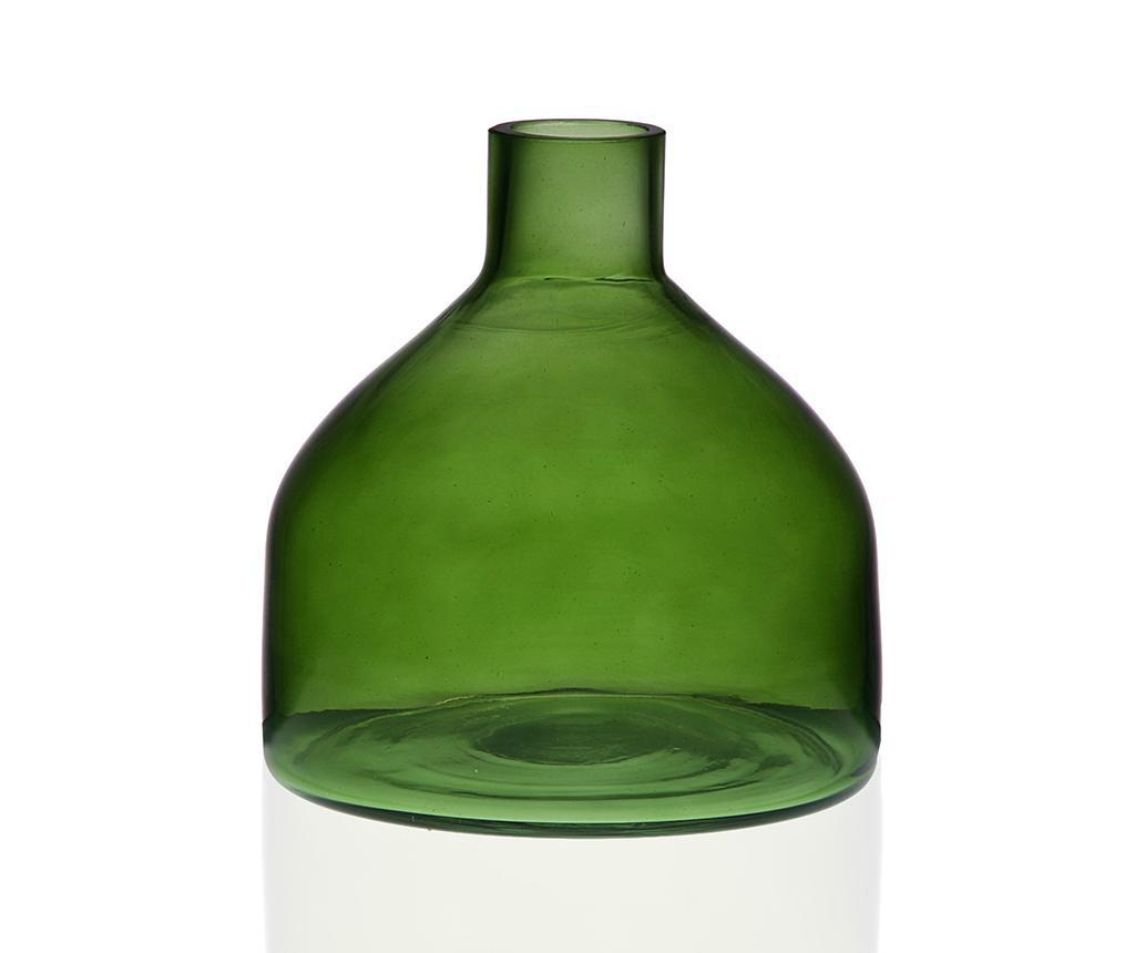 Skien Compact Green Váza