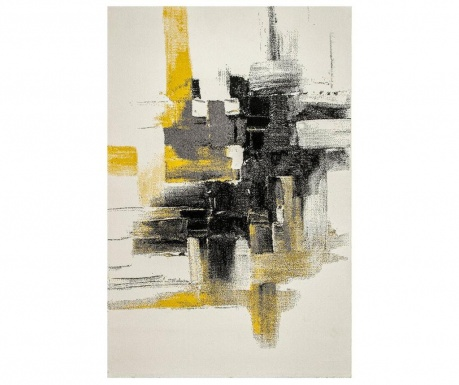Covor Imogen Grey and Yellow