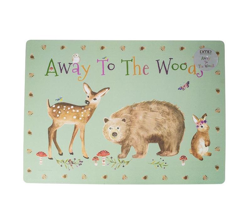 Podmetač Away To The Woods 30x40 cm
