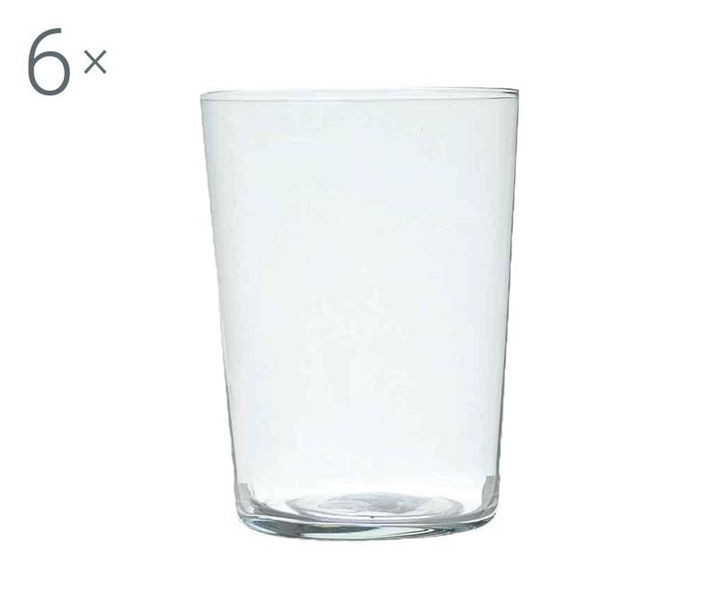 Set 6 čaša za vodu New York 550 ml