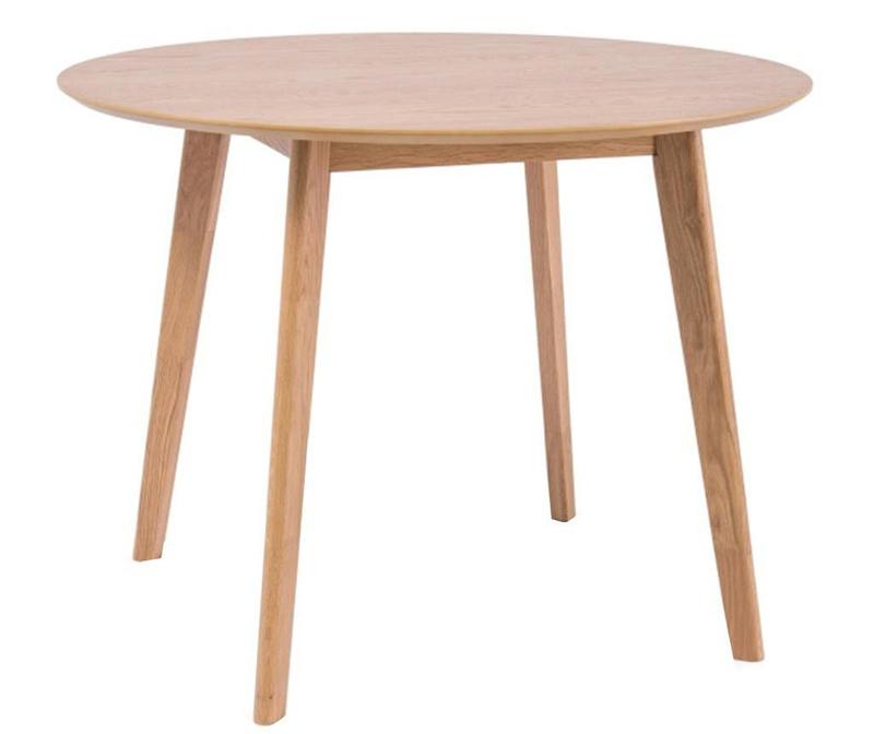Lucia Round Oak Asztal
