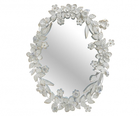 Zrcadlo Wreath Antique
