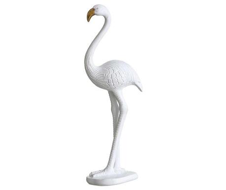 Dekorace Flamingo White