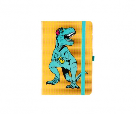 Diář T-Rex Blue