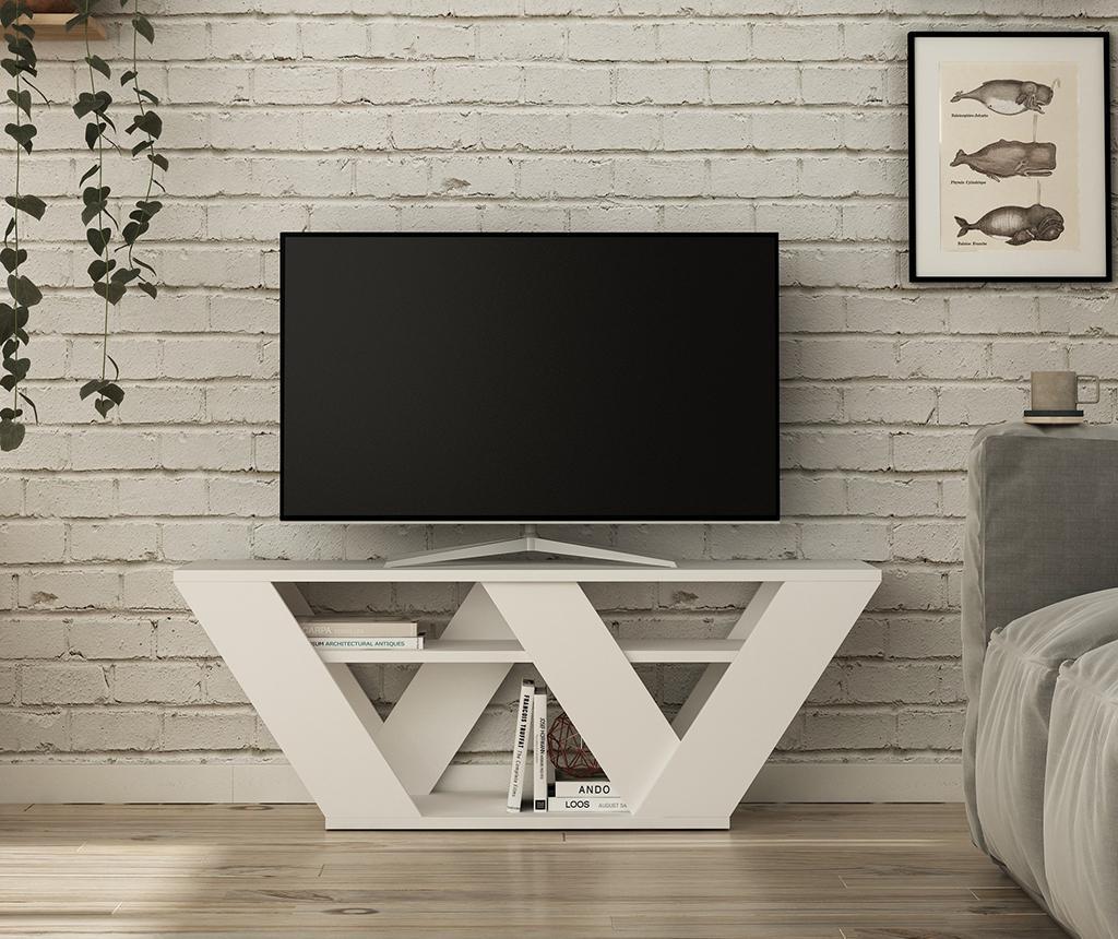 TV stolić Pipralla White