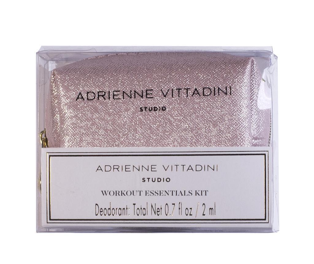 Set pentru calatorie 16 piese Adrienne Vittadini Pink