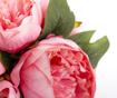 Buchet flori artificiale Pink Peony