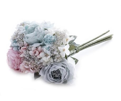 Μπουκέτο τεχνητά λουλούδια Irene
