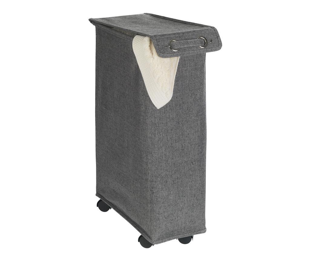 Koš za perilo s pokrovom Corno 43 L