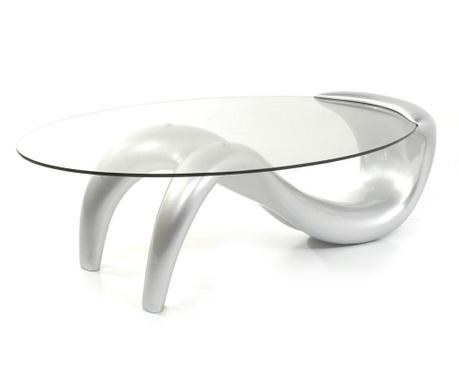 Konferenční stolek Sirio Silver