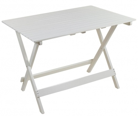 Składany stół zewnętrzny Pure