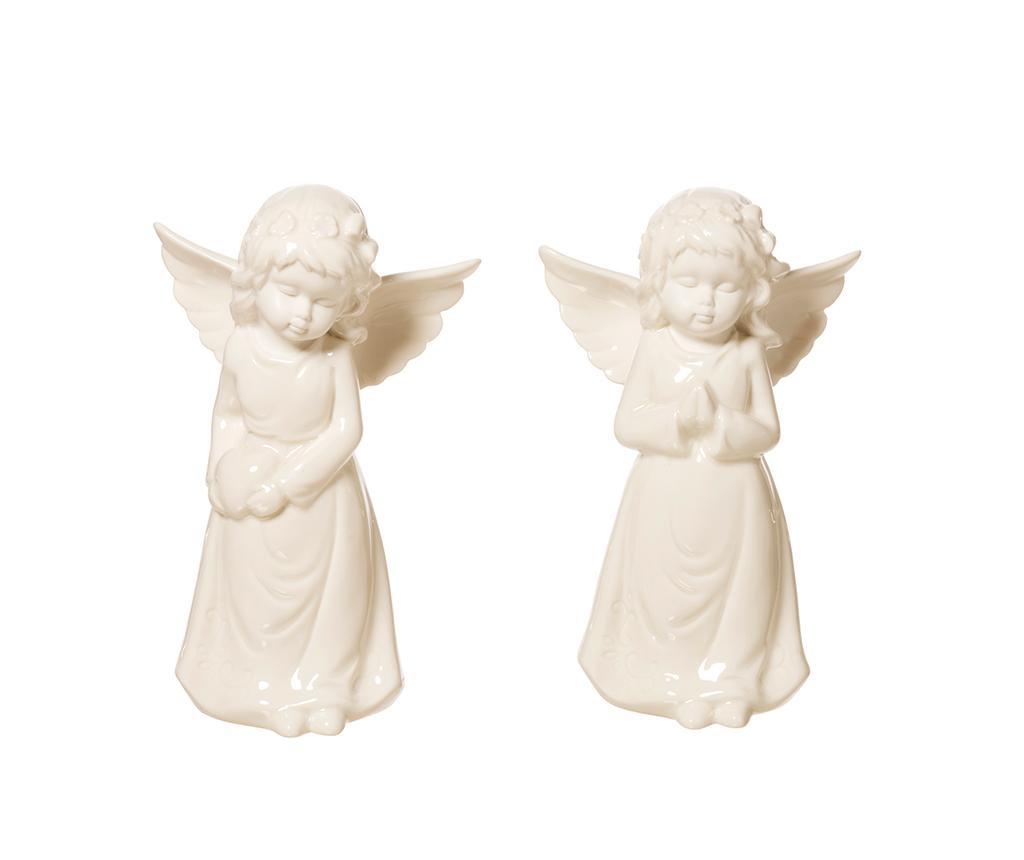Little Angels 2 db Dísztárgy