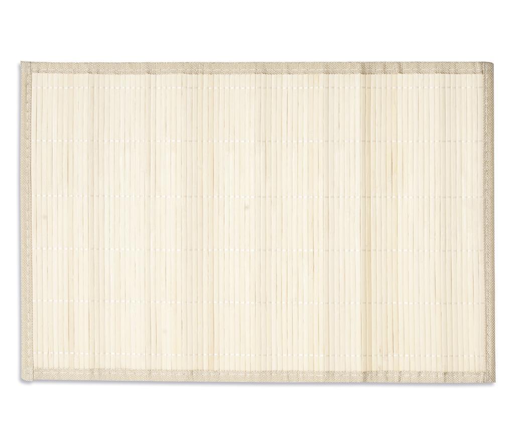 Pogrinjek Donice Cream 30x45 cm