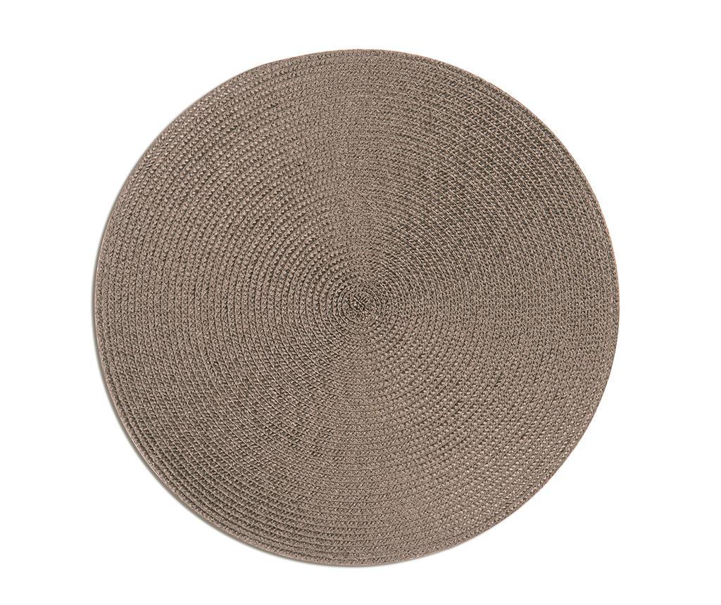 Nina Grey Tányéralátét 36 cm