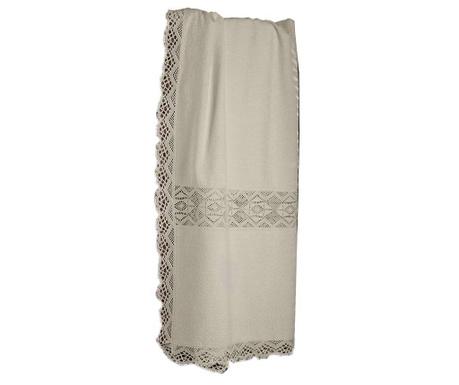 Кърпа за баня Lacy Chalk 100x150 см