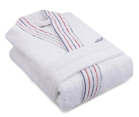 Мъжки халат за баня Rorry White