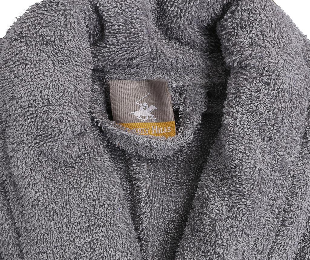 Kupaonski ogrtač unisex Austen Grey M/L