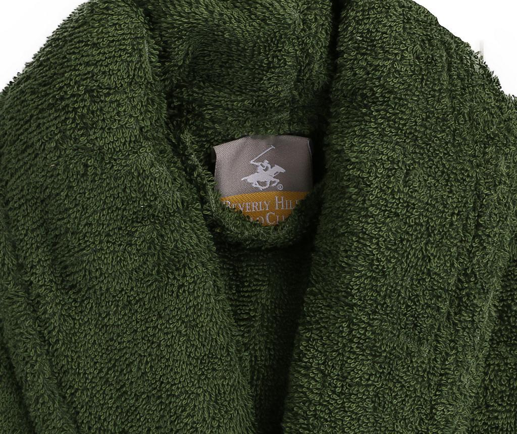 Kupaonski ogrtač unisex Austen Khaki M/L