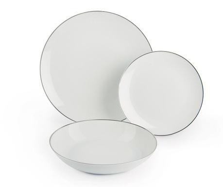 Сервиз за хранене 12 части Platinum