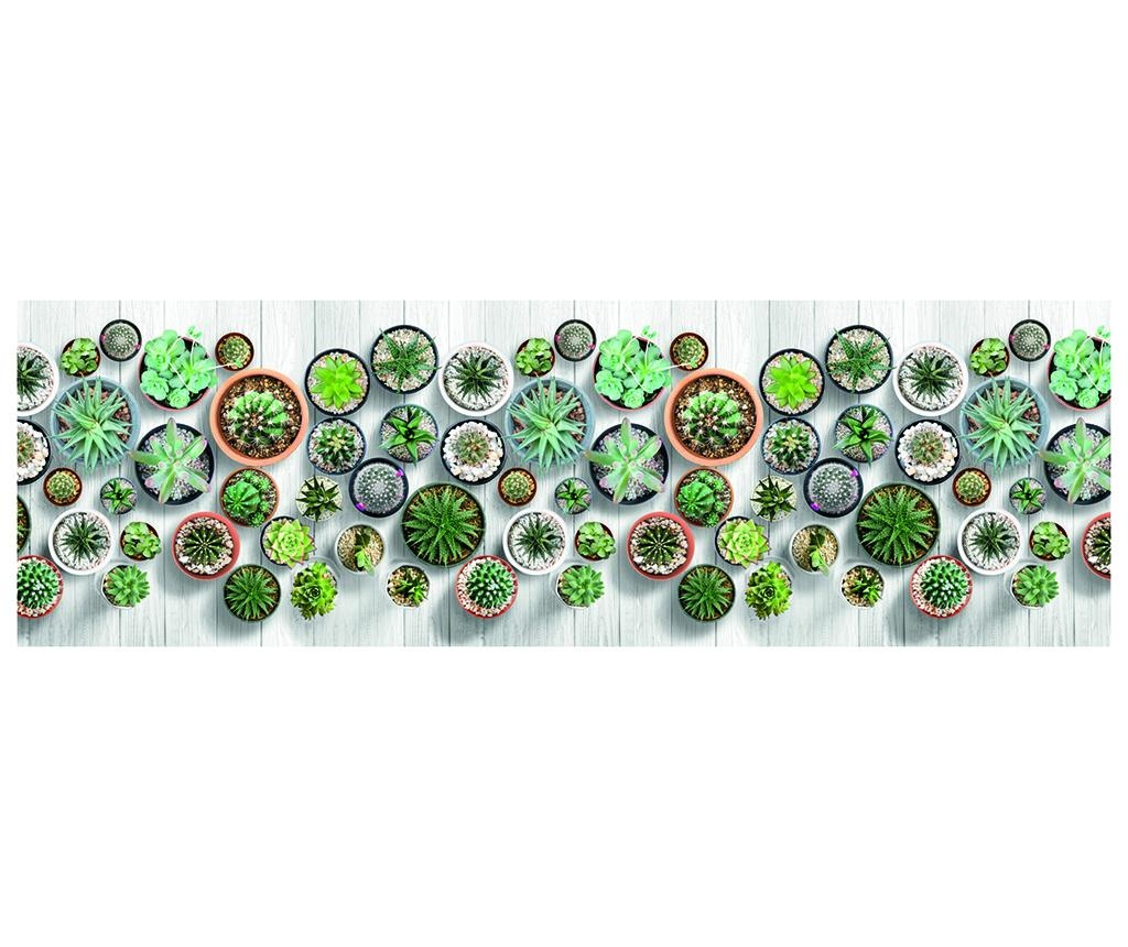 Covor Cactus 58x140 cm
