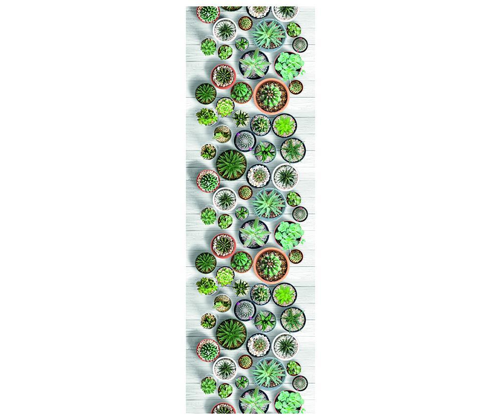 Covor Cactus 58x280 cm