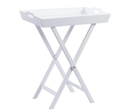 Składany stolik z tacą Audie