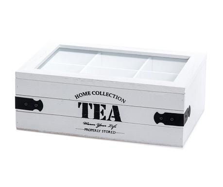 Krabice s víkem na čaj Demeter Large  Tea