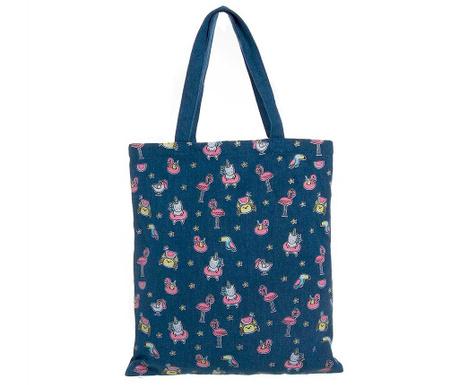 Nákupní taška Flamenco Kawaii