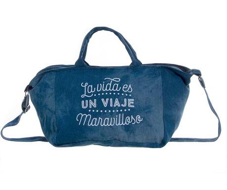 Cestovní taška Life is Magnificent
