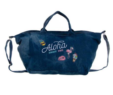 Cestovní taška Aloha Wide