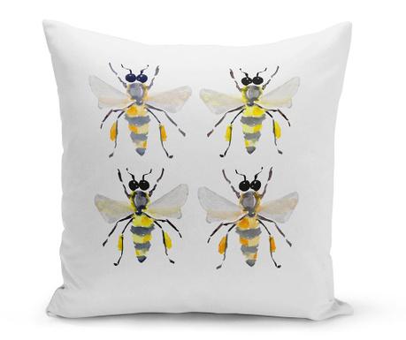 Bee Díszpárna 43x43 cm