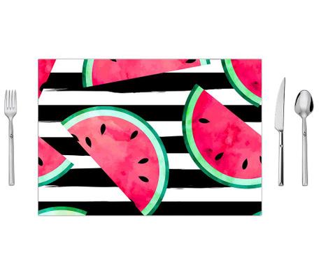 Watermelon Tányéralátét