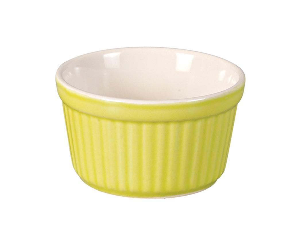 Ramekin Green Sütőforma