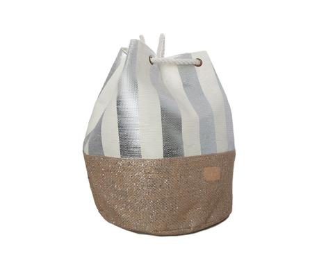 Plecak Stripes Silver