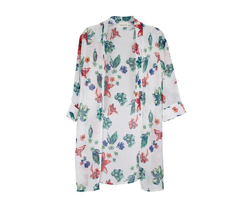 Kimono de plaja Dahlia S-M