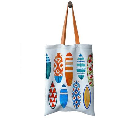 Plážová taška Surfboard