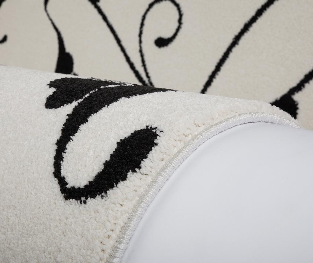 My Black and White Blanca Szőnyeg 80x150 cm