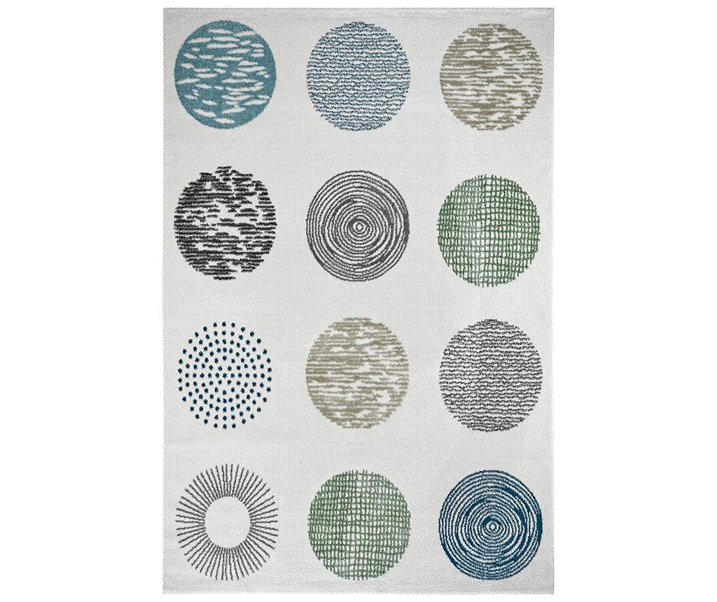 My Bronx White Dots Szőnyeg 120x170 cm