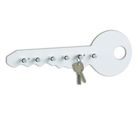 Wieszak na klucze Key Shape White