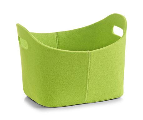 Košara Oval Green